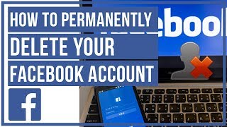 ❌ How To Permanently Delete Your Facebook Account