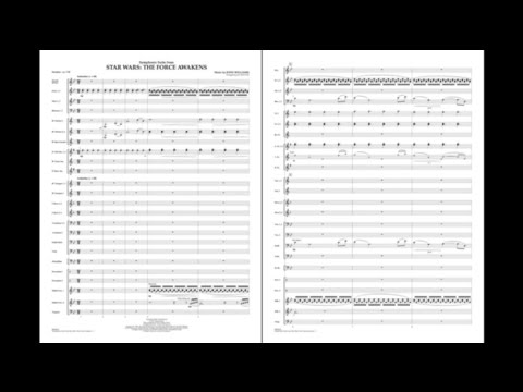 Symphonic Suite from Star Wars: The Force Awakens WilliamsBocook