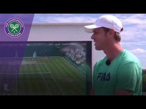 Wimbledon 2017 - Sam Querrey Interview