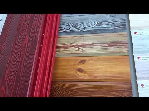 Чем покрасить деревянный дом? Краски для дерева. Выбор цвета масла LEINOS