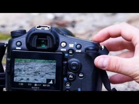 Review Sony A77II Deutsch / ILCA 77M2 Hands-On Teil 2