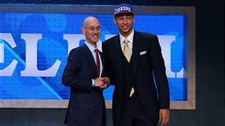 Philadelphia 76ers Draft Ben Simmons With First Pick of 2016 NBA Draft