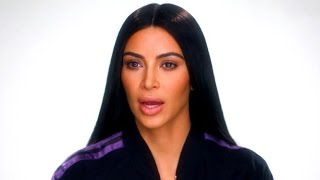 Kim Kardashian West Tells All About Parisian Gunpoint Robbery on 'Keeping Up With the Kardashians'