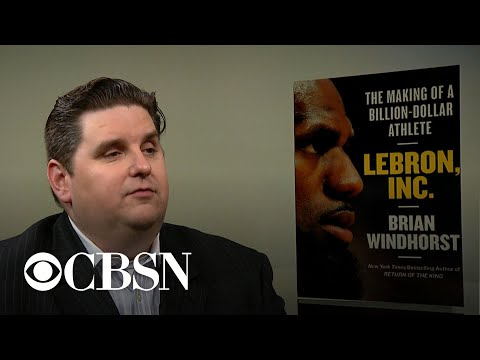 New book details LeBron's transformation from basketball star to business mogul Mp3
