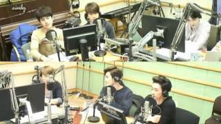 140407 Intro Super Junior M Super Junior Ryeowook KTR