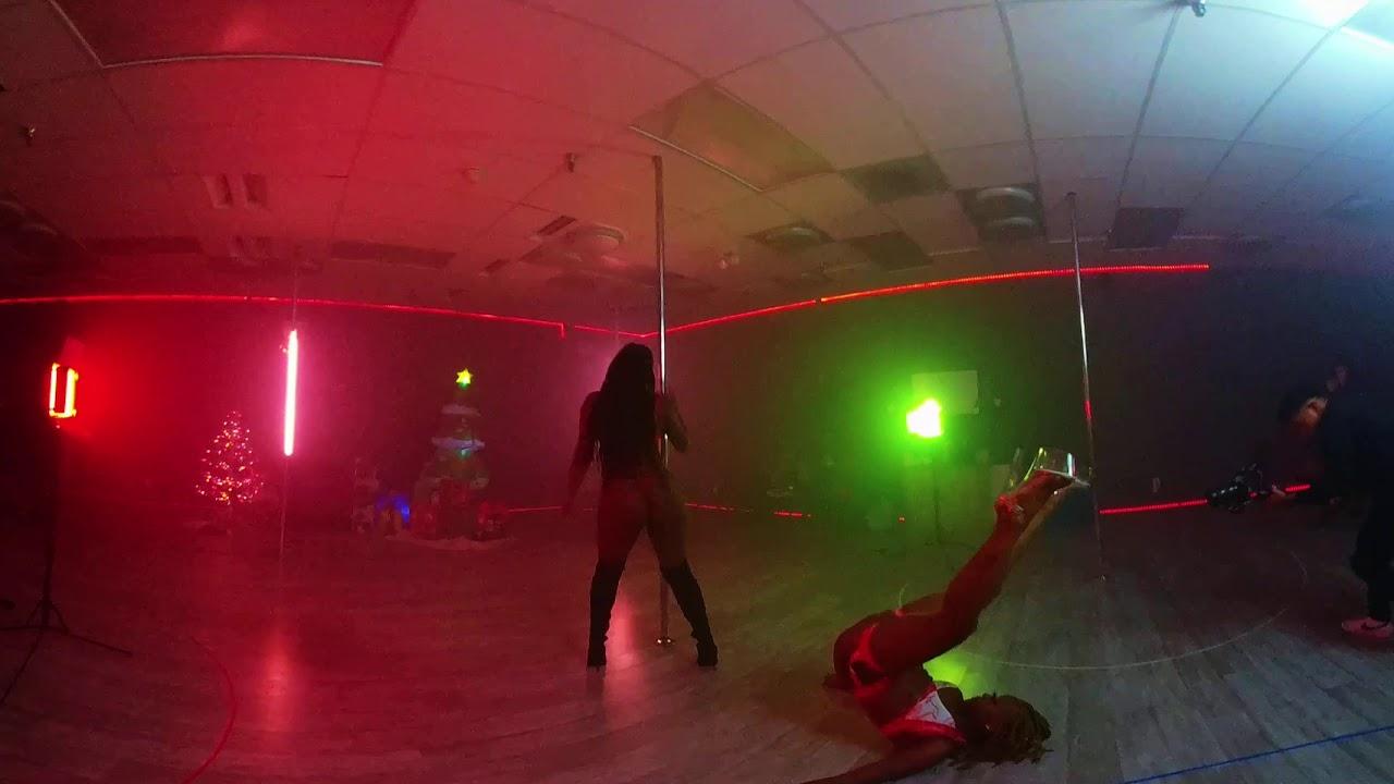 360 VIDEO: D BANKS Jangle Bells BTS
