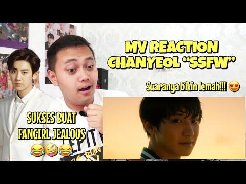 "MV REACTION #74 - CHANYEOL ""SSFW"" [INA REACTION]"