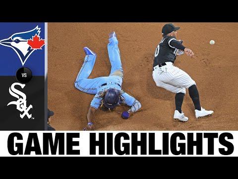 Blue Jays vs. White Sox Game Highlights (6/10/21) | MLB Highlights