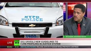 DOJ permits TSA to profile based on religion, national origin