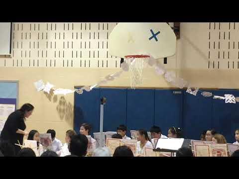 Travilah Elementary School winter concert
