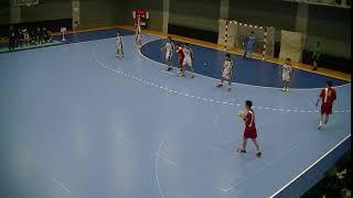 第41回全国高校ハンドボール選抜大会 1回戦 市川vs学法石川②