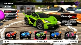 Table Top Racing: World Tour (Full HD) All cars + gameplay