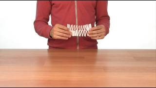 How to Step Through an Index Card - Sick Science! #054