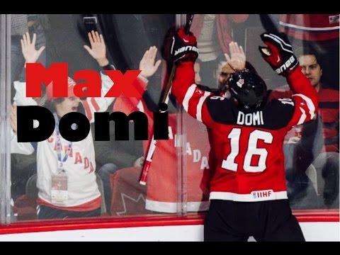 Max Domi #16 Highlights