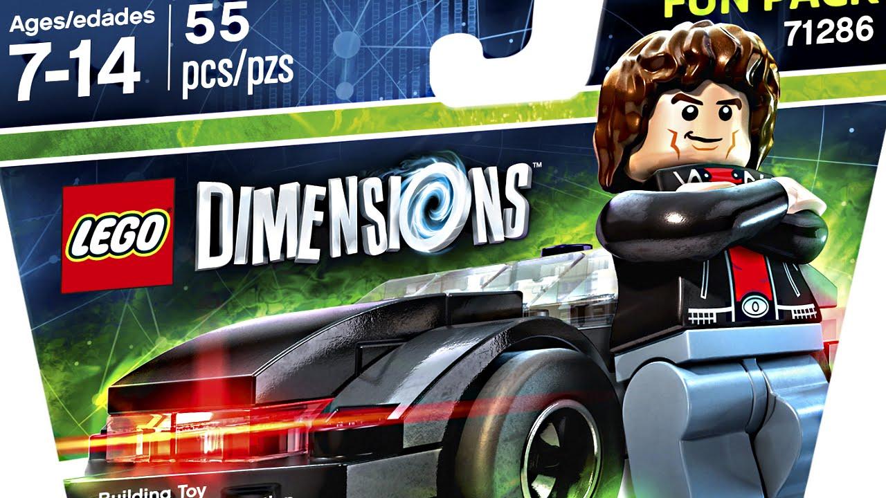 Knight Rider Lego Dimensions