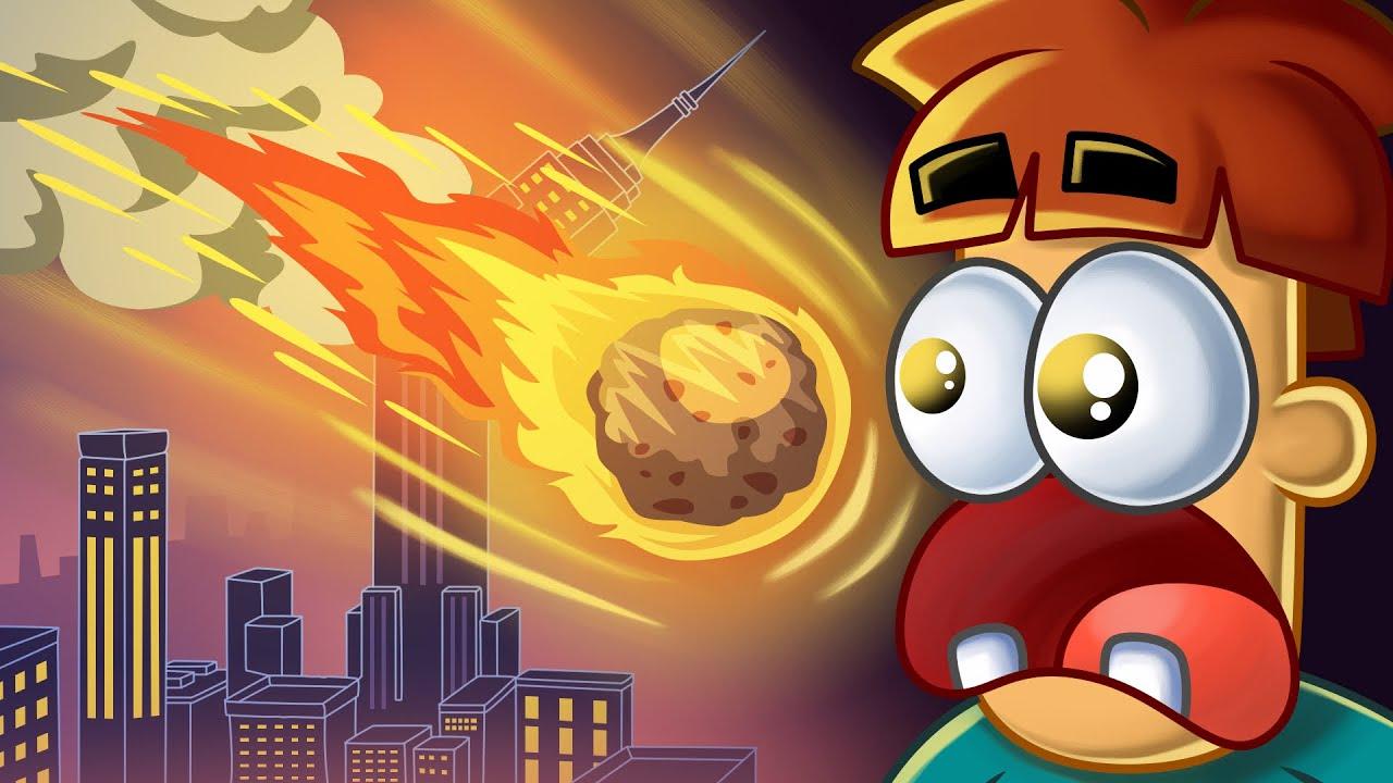 ¿Qué Pasa Si No Puedes Derribar Un Asteroide?