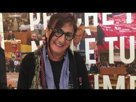 3° Congresso nazionale Filctem Cgil - Luciana Delle Donne (Made in carcere)