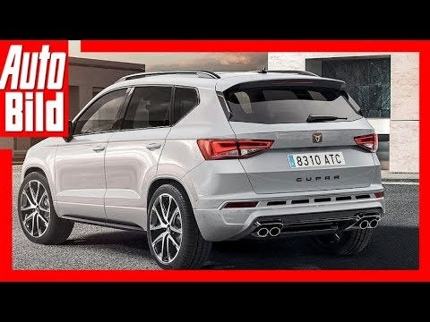 cupra ateca 2018 weltpremiere sitzprobe seat ateca. Black Bedroom Furniture Sets. Home Design Ideas