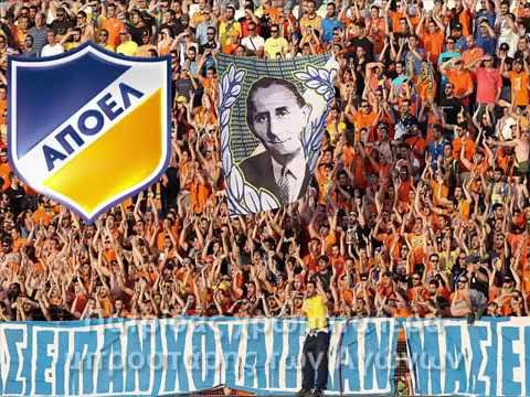 [F.C] APOEL Nicosia Club Anthem