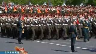 МВВКУ: парад 9 мая 2009 года
