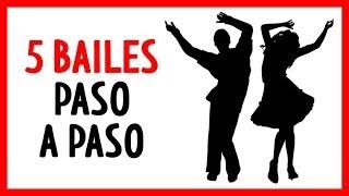 Los 5 Bailes Más Populares De Todos Los Tiempos Explicados Paso A Paso thumbnail