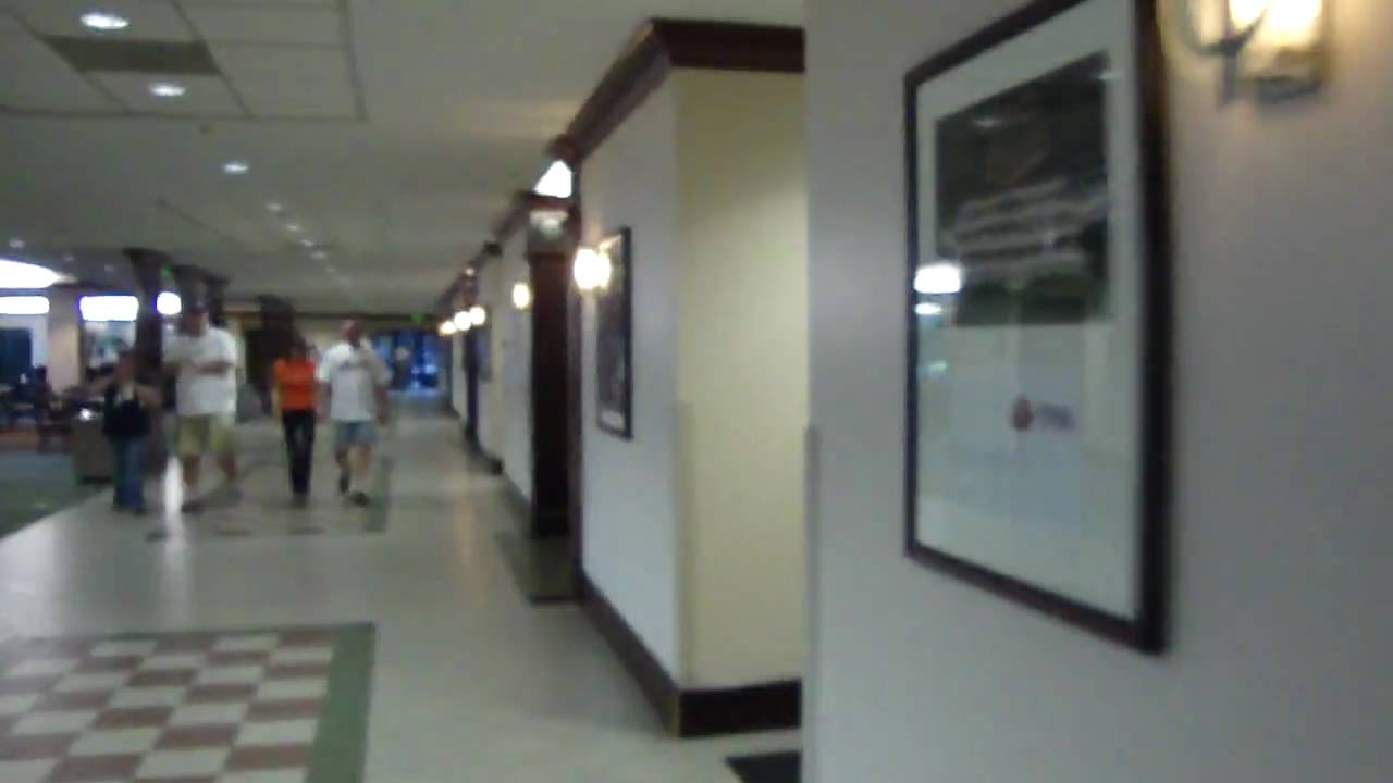 Oriole Park At Camden Yards Club Level Concourse Youtube