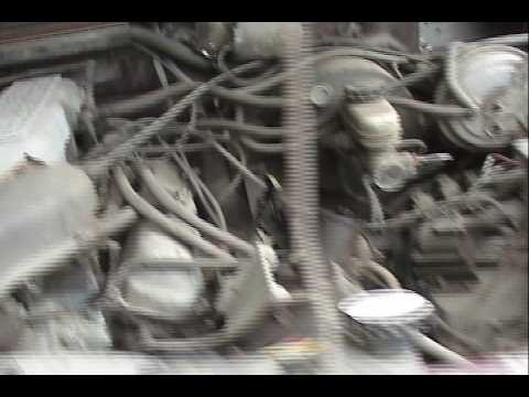 Ford 2 9l Engine Diagram 1989 Ford Ranger Xlt Youtube