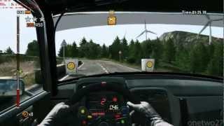 WRC 3  PC Gameplay GTX 570 Maxed out HD 1080p