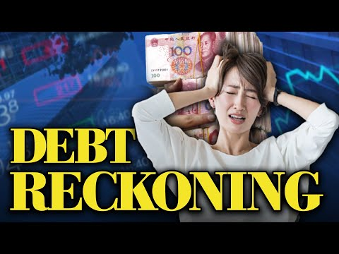 China's Youthful, Debt-Fueled Spending Spree Sparks a Reckoning | Digging to China