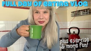 What We Ate & Drank In A Day. Healthy Living VLOG