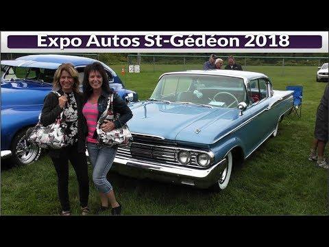 Expo Autos De St Gédéon 2018
