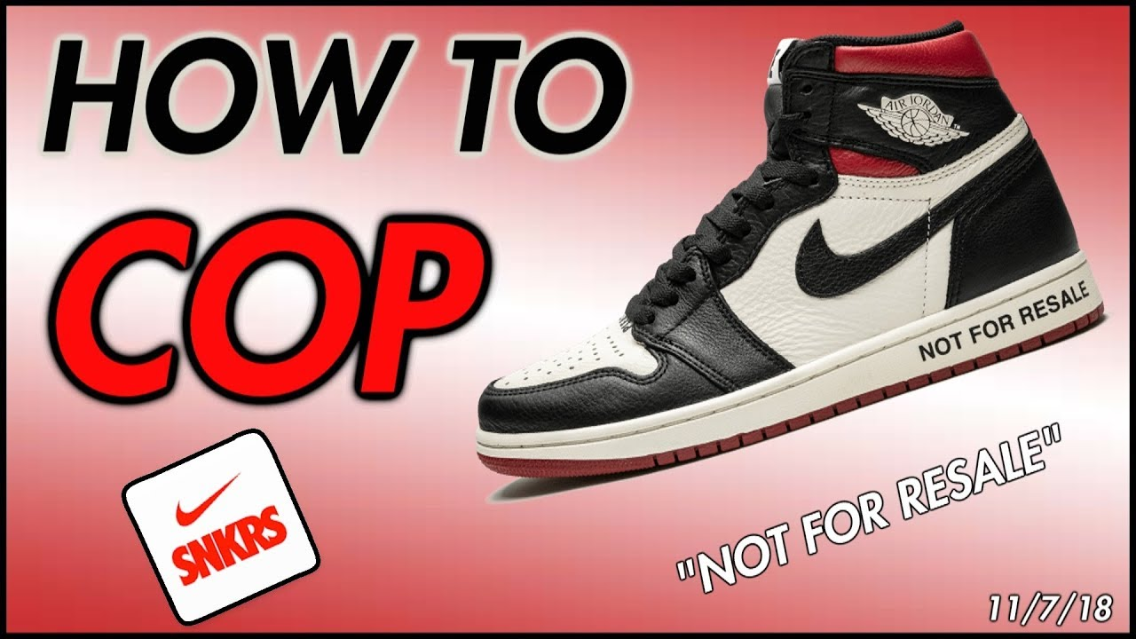 uk availability factory authentic get new *RETAIL* HOW TO COP THE JORDAN 1