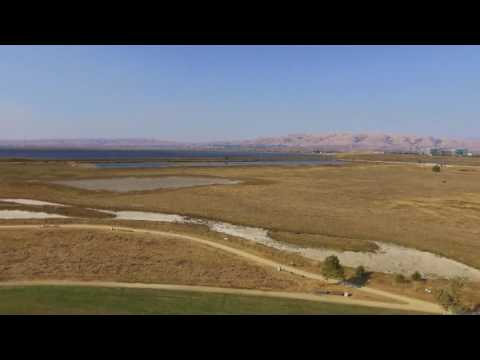 My First Flight with DJI Phantom at BayLands Park,SunnyVale !