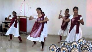 Yahova na mora...christian classical dance