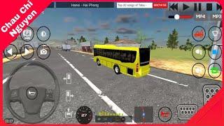🎮 #58 Trò Chơi Đua Xe Android Hay Nhất / IDBS Bus Simulator Vietnam (P2)