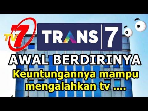 Sejarah Trans 7 ~ TV Nasional Indonesia