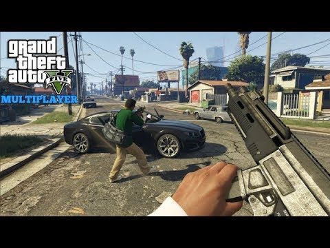 Top 6 multiplayer games like GTA 5 for Android and iOS via WiFi