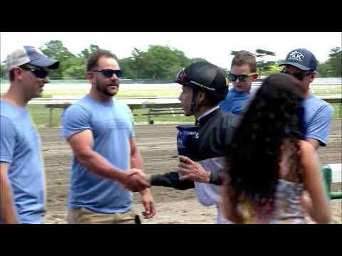 video thumbnail for MONMOUTH PARK 5-27-19 RACE 3