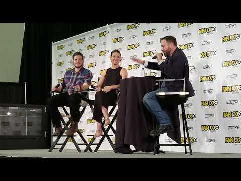 Evangeline Lilly Q&A  Boston Comic Con 81218