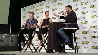 Evangeline Lilly Q&A  Boston Comic Con 8-12-18