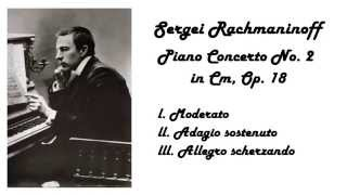 Sergei Rachmaninoff - Piano Concerto No.2 complete in 432 Hz tuning
