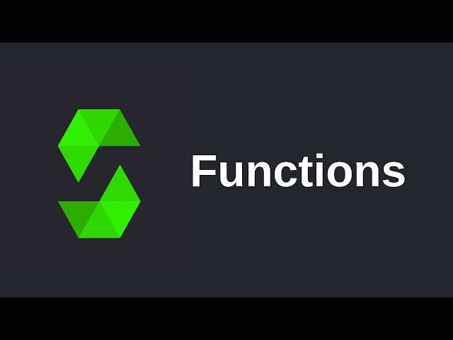Learn Solidity (0.5) - Functions