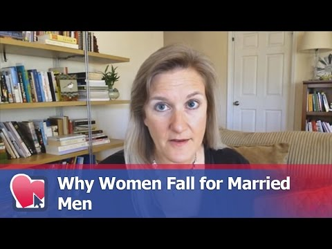 Why Women Fall for Married Men - by Claire Casey (for Digital Romance TV)
