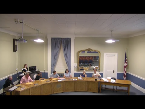 City of Plattsburgh, NY Meeting  6-26-17