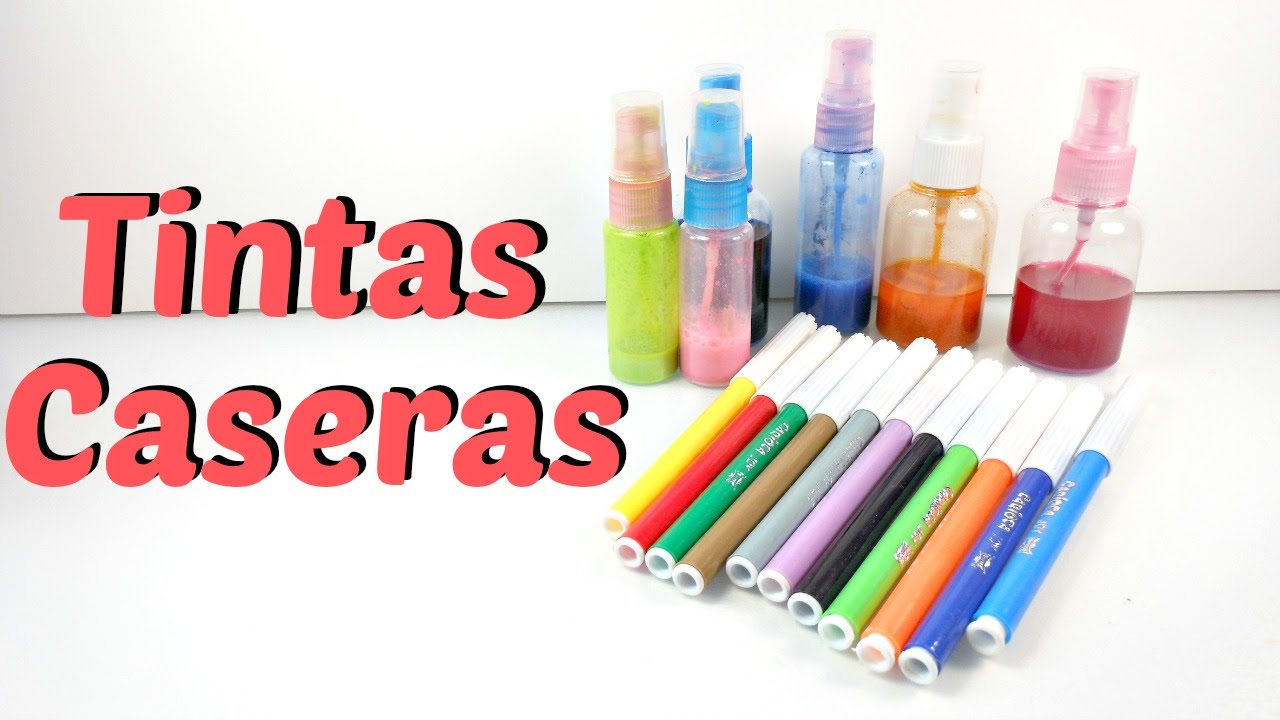 Tintas en spray y glimmer mist casero mundo party youtube - Manualidades faciles de hacer en casa ...