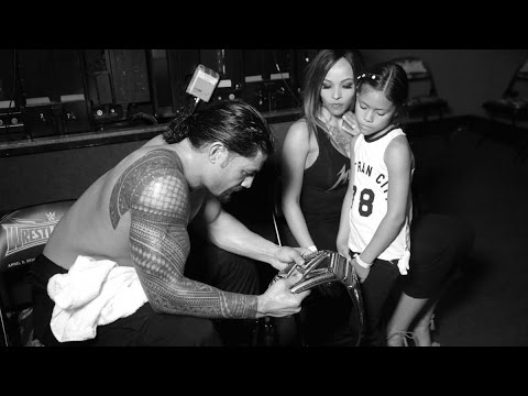 Behind the Scenes of WWE WrestleMania 32