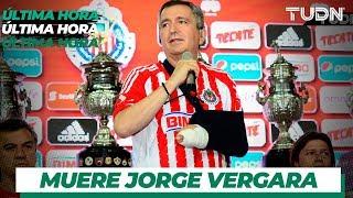 Muere Jorge Vergara en New York | TUDN