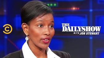 The Daily Show - Ayaan Hirsi Ali