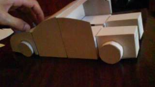 How To Make A Transformer From Paper