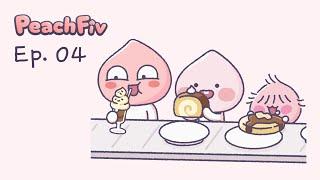 [PeachFiv] 채소가 싫어요